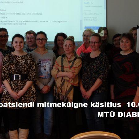 Pereõdede koolitus Tallinnas 2017