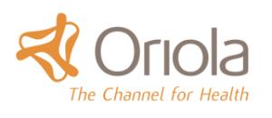 Oriola logo